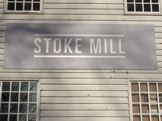 Stoke Mill over 300 years old
