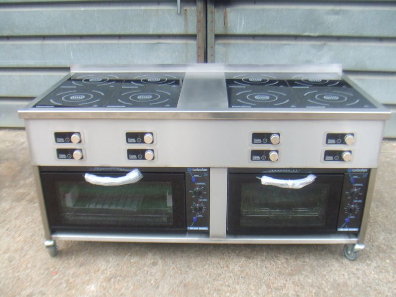 Commercial Induction Cooker ~ Induction hobs countertop bespoke suites and drop in